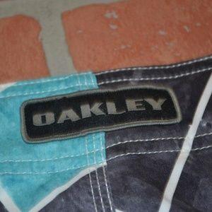 Oakley Swim - 1475 Mens Oakley Board Shorts Size 34 Wakeboard